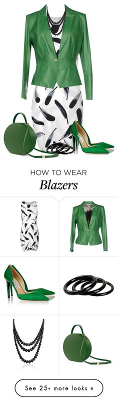 """Untitled #2054"" by kimzarad1 on Polyvore featuring Glamorous, Furla, Sylvie Schimmel, Jimmy Choo and Bling Jewelry"