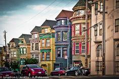 San Francisco, The Haight
