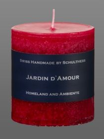 scented candel made in swiss