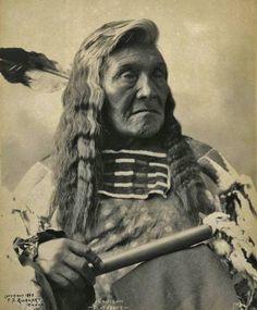Chief Louison - Flathead - 1898