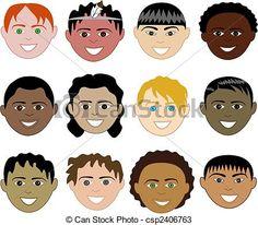 Resultados de la búsqueda de imágenes: niños africanos caricaturas - Yahoo Search