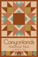 Canyonlands National Park Quilt Block