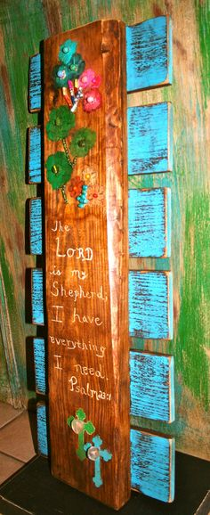 The Lord is my Shepard I have everything I by GraceFlowsFreely, $50.00