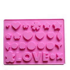 More RM Silicone Cake Baking Mold Cake Pan Muffin Cups Handmade Soap Moulds Biscuit Chocolate Ice Cube Tray DIY Mold * Don't get left behind, see this great product : bakeware