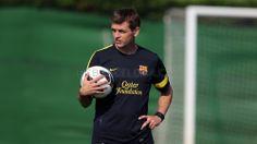 L'etapa de Tito Vilanova com a primer entrenador   FC Barcelona