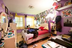 17 Best Messy Bedrooms Like Mine Images Cluttered