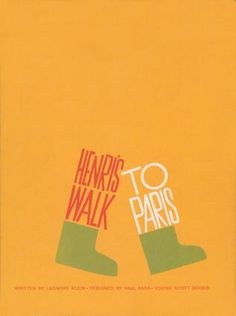 """""""Henri's Walk to Paris is the story of a young boy who lives in Reboul, France, who dreams of going to Paris. One day, after reading a book about Paris, he decides to pack a lunch and head for the city."""""""
