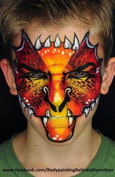 Dragon - Drache Artist: Belinda Wurmitzer