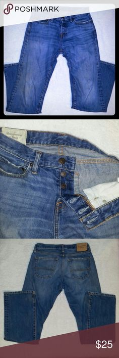 Abercrombie & Fitch men's jeans Great condition! 29 waist 32 length Abercrombie & Fitch Jeans Bootcut