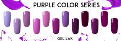 Slide Magic Nails, Lipstick, Nail Art, Purple, Color, Lipsticks, Nail Arts, Colour, Viola
