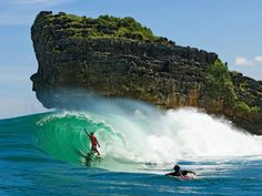 Java, Indonesia. Photo: Childs #surfer #surferphotos