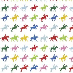 Muybridge Colored Jumper fabric by ragan on Spoonflower - custom fabric