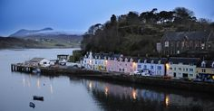 An Tigh Geal, Portree, Isle of Skye (Sleeps 1 - 5), Scotland. Self Catering Accommodation. Holiday. Travel.
