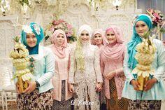 Sweet hijab kebaya