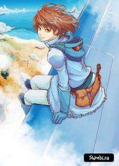 Art Studio Ghibli разное - Nausicaa of the Valley of the Wind