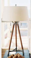 #tripod #lamp #westelm #zgallerie