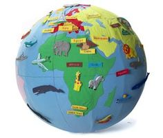 Interactive World Maps interactive globeinteractive globe Geography For Kids, Maps For Kids, World Geography, Globe Projects, Globe Crafts, Material Do Professor, Interactive World Map, World Globes, Educational Toys For Kids