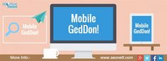 Mobile Friendly search results will be affected by upcoming update starting from 21 April 2015. #MobileGeddon algorithm occupying place soon to make #mobilewebsite search results more friendly and high quality. It is being counted as one of the best ranking signal for responsive websites. See more at:#SeoNett Blog.
