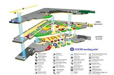 Image result for warsaw chopin airport map