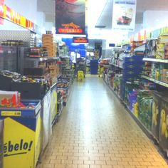 """LIDL- the """"Aldi"""" of Spain for all you Chicagoans"""