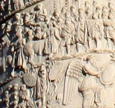 Columna lui Traian – monumentul şi epoca