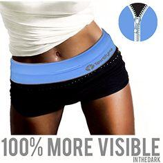 35d7daa9a71  1 Reflective Running Belt -Premium Runners Belt - Flip B... http
