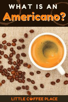 While an Americano may be made up of the same ingredients that an espresso and the usual brewed black coffee is, the differences between the way they're put together is really what makes the Americano stand out. Find out why you should try this delicious coffee drink here! #littlecoffeeplace #americano #cafeamericano #espressodrinks #blackcoffee Little's Coffee, Pour Over Coffee, Espresso Coffee, Drip Coffee, Black Coffee, Best Coffee, Coffee Time, Espresso Drinks, Coffee Drinks