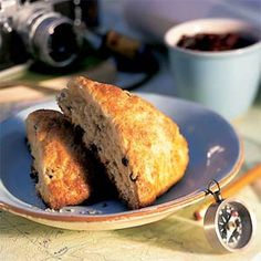 Mangels House English Scones | These never disappoint.  I substitute dried cranberries for the currants and omit the brandy.