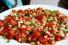 Turkish 'Gavurdagi' Salad - Foodepedia