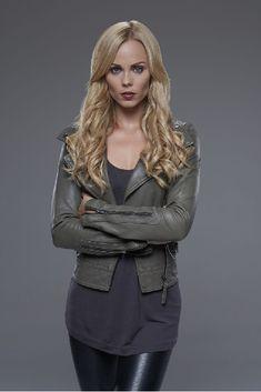 elena Michaels green leather jacket