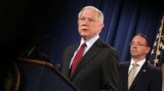"""With his family businesses now known to be targets of the FBI special Russia investigation, President Trump has lashed out at Attorney General Jeff Sessions and signaled that his Department of Justice is crossing a """"red line."""""""
