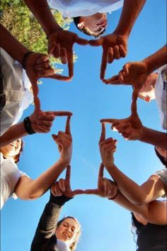 Brothers and Sisters in Christ. I love this!! Gonna have to do this with Cousins and friends this year!!! :D