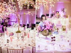 Incredible reception decor captured by Amanda Wilcher