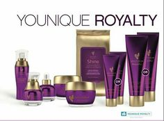 Younique Royalty Collection - It's time to give yourself the full royal treatment. Your go-to for beautiful, regal skin, the Younique Royalty collection brings you the complete set of Younique's skin care line. Choose from two chic collections bags Anti Aging Medicine, 3d Fiber Mascara, French Skincare, Anti Aging Mask, Best Skincare Products, Beauty Products, Sensitive Skin Care, Pores, Shopping