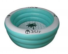 Oasis Birth Pool - I know it's weird but it's cheaper than special needs ball pits.