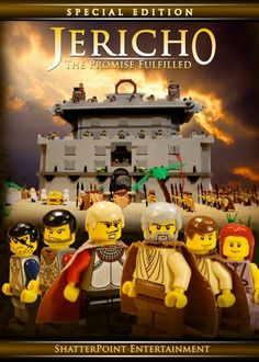If I ever have boys, I am getting these Lego Bible Story videos!!!