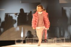 The stunning pink shades of the @Il Gufo fall winter 2014 collection at their fashion show. Florence, Pitti Bimbo 78. #ilgufo #ilgufoliveshow #FW14 #fall #winter #fallwinter2014 #childrens #kids #childrenswear #kidswear #kidsfashion #girls #boys #pittibimbo78