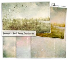 summer ends free texture grab