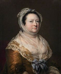 """Mrs Hamilton of Raploch"", Francis Cotes, ca. 1770; South Lanarkshire Council DB2090"