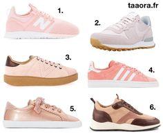 Crush pour les Puma Cali blanc et rose ! – Taaora – Blog