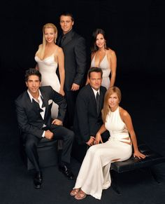 friends cast photoshoot - Google Search