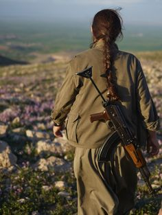 Photographs of Kurdish guerrilla groups by Joey L. - a NYC-based Photographer and Director