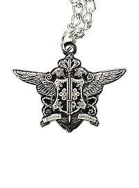 HOTTOPIC.COM - Black Butler Phantomhive Necklace
