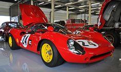 1964 Ferrari 206 P