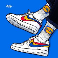 how to draw emojis Sneakers Wallpaper, Shoes Wallpaper, Nike Wallpaper, Cartoon Wallpaper, Dope Cartoon Art, Dope Cartoons, Cute Canvas Paintings, Canvas Art, Air Force 1