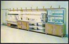 1950-CAFETERIA-SOUTHERN-EQUIPMENT-ADVERTISING-ST-LOUIS-MO-POSTCARD