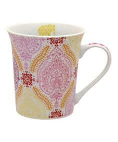 Take a look at this Sarala Mug - Set of Four by Zrike Brands on #zulily today! $20 !!