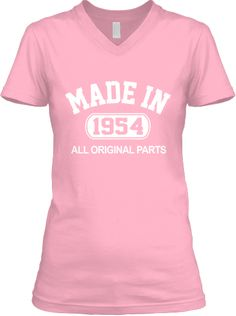 Made in 1954! |
