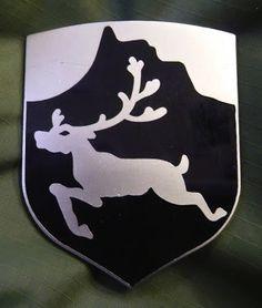 """Hijgend Hert"". Mountain and Arctic Training, Royal Netherlands Marine Corps."