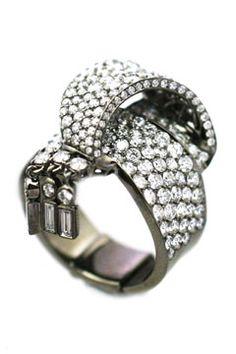Georgina Chapman Garrard Bow Ring